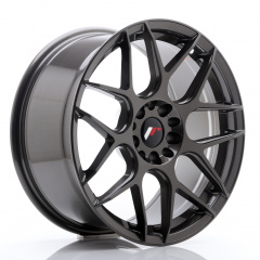 JR Wheels JR18 18x8,5 ET35 5x100/120 Hyper Gray