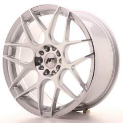 Japan Racing JR18 18x8,5 ET35 5x100/120 Silver Mac