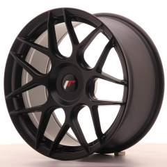 Japan Racing JR18 18x8,5 ET35-45 Blank Matt Black