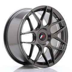 JR Wheels JR18 18x8,5 ET35-45 BLANK Hyper Gray