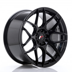 JR Wheels JR18 18x9,5 ET22 5x114/120 Glossy Black
