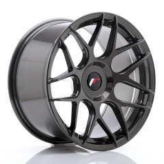 JR Wheels JR18 18x9,5 ET20-40 BLANK Hyper Gray