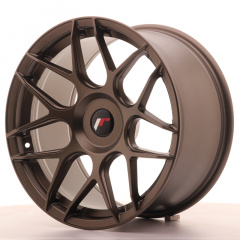 Japan Racing JR18 18x9,5 ET20-40 Blank Matt Bro