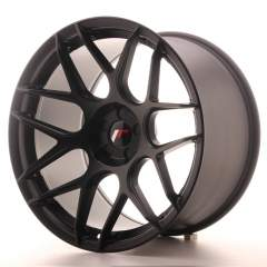 Japan Racing JR18 19x11 ET15-25 5H Blank Matt Blac