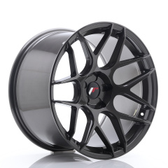 JR Wheels JR18 19x11 ET15-30 5H BLANK Hyper Gray