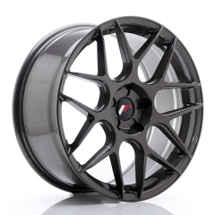 JR Wheels JR18 19x8,5 ET25-42 5H BLANK Hyper Gray