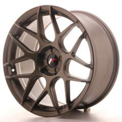 Japan Racing JR18 19x9,5 ET22-35 5H Blank MattBr
