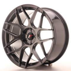 Japan Racing JR18 19x9,5 ET35 5H Blank Hyper Black