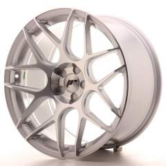 Japan Racing JR18 19x9,5 ET35 5H Blank Silver M