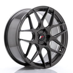 JR Wheels JR18 20x8,5 ET20-40 5H BLANK Hyper Gray