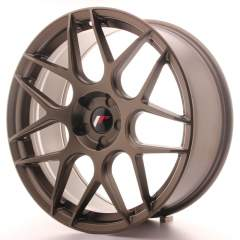 Japan Racing JR18 20x8,5 ET20-40 5H Blank Matt Br