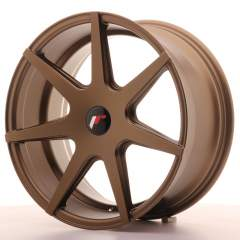 Japan Racing JR20 18x8,5 ET40 Blank Matt Bronze