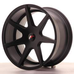 Japan Racing JR20 18x9,5 ET20-40 Blank Matt Black