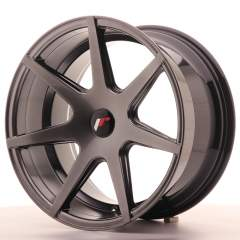 Japan Racing JR20 18x9,5 ET20-40 Blank Hyper Black