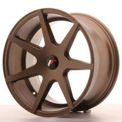 Japan Racing JR20 18x9,5 ET20-40 Blank Matt Bronz
