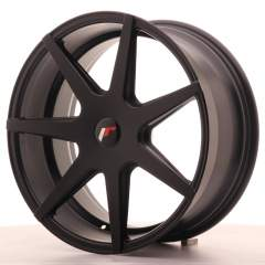 Japan Racing JR20 19x8,5 ET20-40 Blank Matt Black