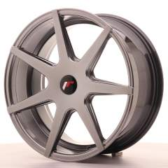 Japan Racing JR20 19x8,5 ET20-40 Blank Hyper Black