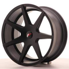 Japan Racing JR20 19x9,5 ET20-40 Blank Matt Black