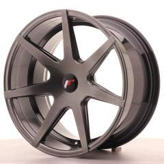 Japan Racing JR20 19x9,5 ET35-40 Blank Hyper Black
