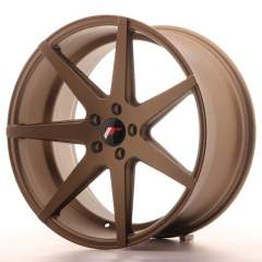 Japan Racing JR20 20x10 ET40 5x112 Matt Bronze
