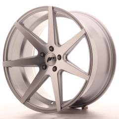 Japan Racing JR20 20x10 ET40 5x112 Silver Mach