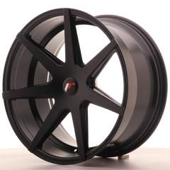 Japan Racing JR20 20x10 ET20-40 5H Blank Matt Bla