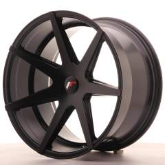 Japan Racing JR20 20x11 ET20-30 5H Blank MBlack
