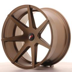 Japan Racing JR20 20x11 ET20-30 5H Blank Matt Bro
