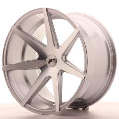 Japan Racing JR20 20x11 ET30 5H Blank Silver M