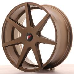 Japan Racing JR20 20x8,5 ET20-40 5H Blank Matt Br