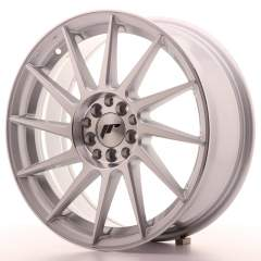 Japan Racing JR22 17x7 ET35 5x100/114 Silver Mach