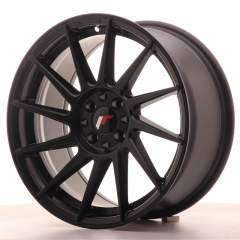 Japan Racing JR22 17x8 ET25 4x100/108 Matt Black
