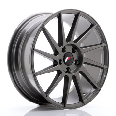 JR Wheels JR22 18x7,5 ET40 5x112 Hyper Gray