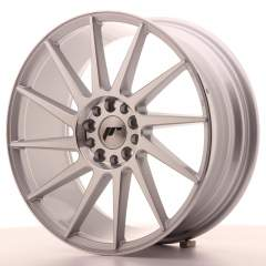 Japan Racing JR22 18x7,5 ET40 5x112/114 Silver Mac
