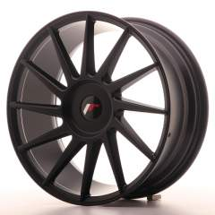 Japan Racing JR22 18x7,5 ET35-42 Blank MattBlac