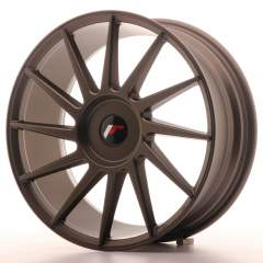 Japan Racing JR22 18x7,5 ET35-42 Blank Matt Bro