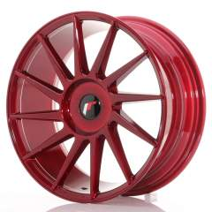 Japan Racing JR22 18x7,5 ET35-42 Blank Platinum Re