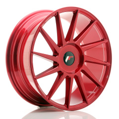 JR Wheels JR22 18x7,5 ET35-42 BLANK Platinum Red