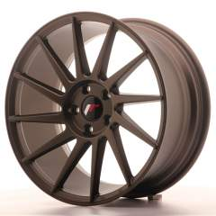 Japan Racing JR22 18x8,5 ET40 5x112 Matt Bronze