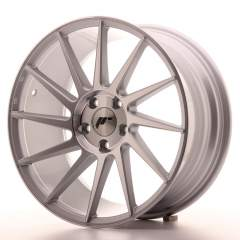 Japan Racing JR22 18x8,5 ET40 5x112 Silver Machine