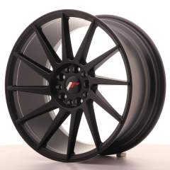 Japan Racing JR22 18x8,5 ET40 5x112/114 Matt Black