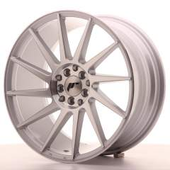 Japan Racing JR22 18x8,5 ET40 5x112/114 Silver Mac
