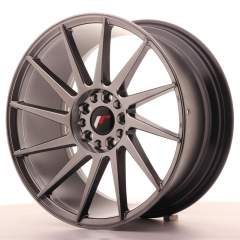 Japan Racing JR22 18x8,5 ET35 5x100/120 Hyper Blac