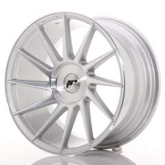 Japan Racing JR22 18x9,5 ET20-40 Blank Silver Mach