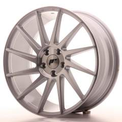 Japan Racing JR22 19x8,5 ET40 5x112 Silver Machine