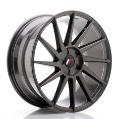 JR Wheels JR22 19x8,5 ET20-43 5H BLANK Hyper Gray