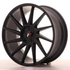 Japan Racing JR22 19x8,5 ET35-40 5H Blank Matt Bla