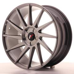 Japan Racing JR22 19x8,5 ET35-40 5H Blank Hyper Bl