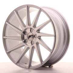 Japan Racing JR22 19x8,5 ET35-40 5H Blank Silver M