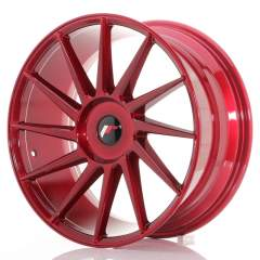 Japan Racing JR22 19x8,5 ET20-40 Blank Platinum Re